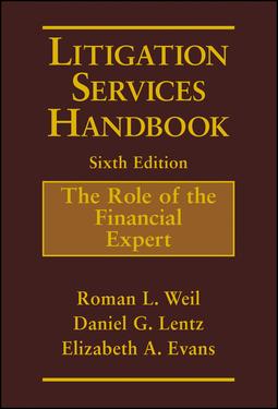 Evans, Elizabeth A. - Litigation Services Handbook: The Role of the Financial Expert, ebook