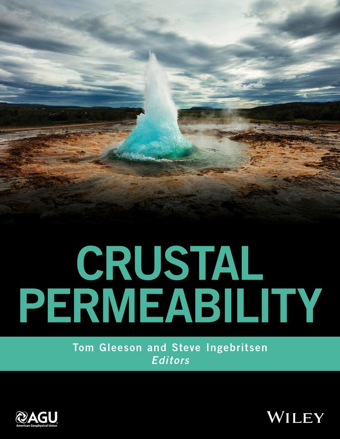Gleeson, Tom - Crustal Permeability, ebook
