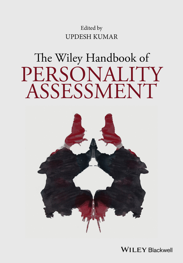 Kumar, Updesh - The Wiley Handbook of Personality Assessment, ebook