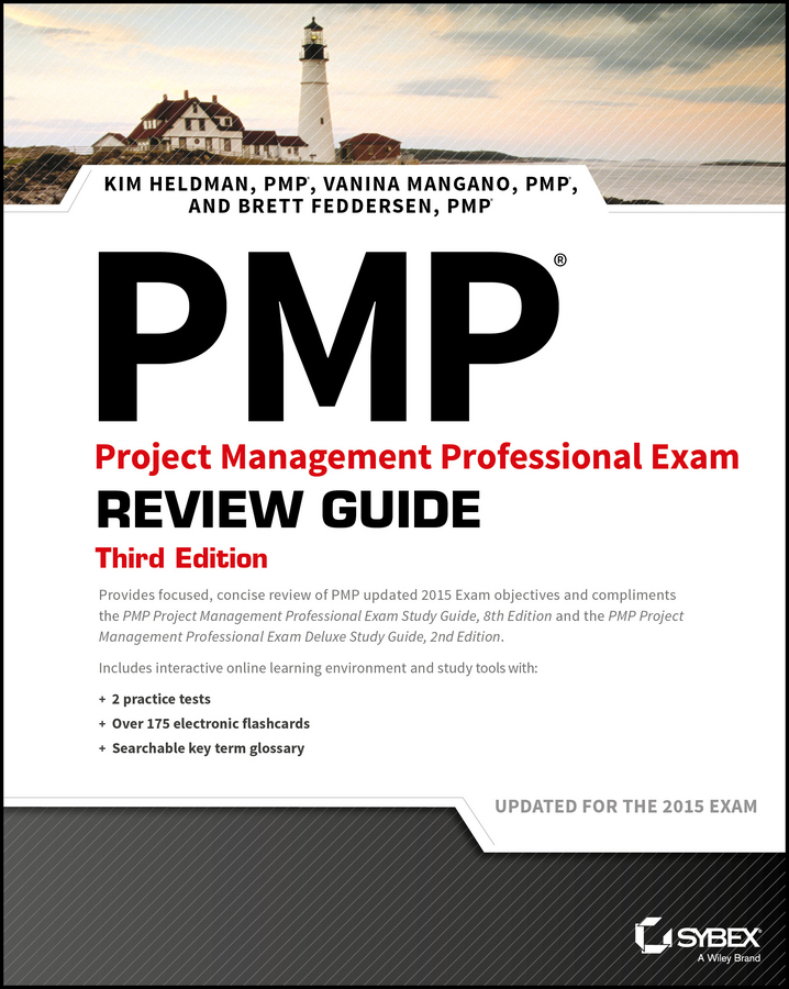 Feddersen, Brett - PMP Project Management Professional Review Guide: Updated for the 2015 Exam, ebook