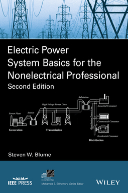 Blume, Steven W. - Electric Power System Basics for the Nonelectrical Professional, e-kirja