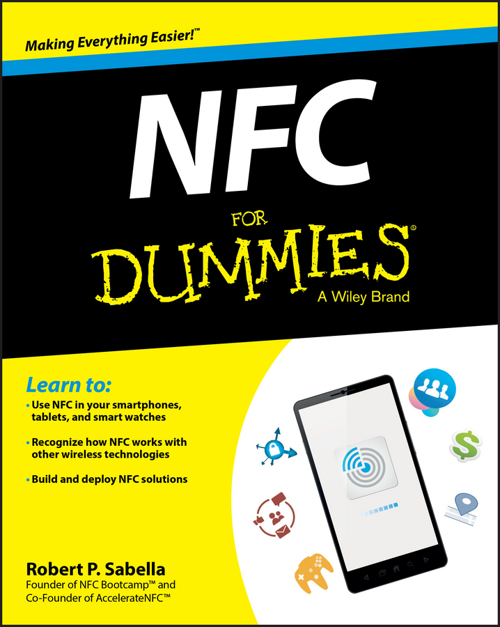 Sabella, Robert R. - NFC For Dummies, ebook