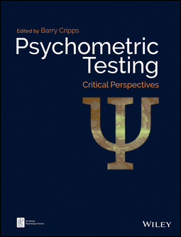 Cripps, Barry - Psychometric Testing: Critical Perspectives, ebook