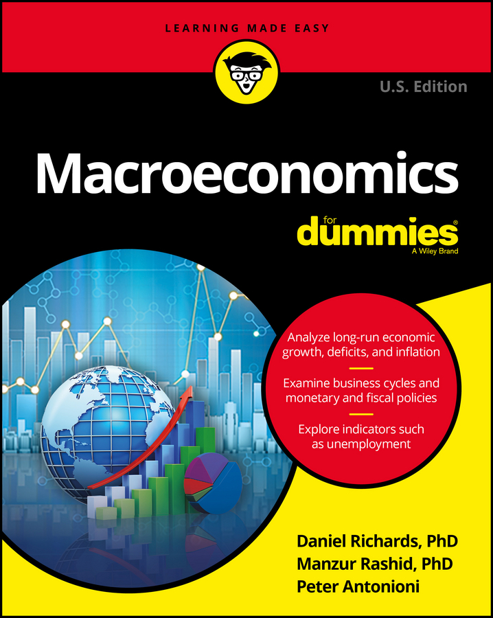 Antonioni, Peter - Macroeconomics For Dummies, ebook