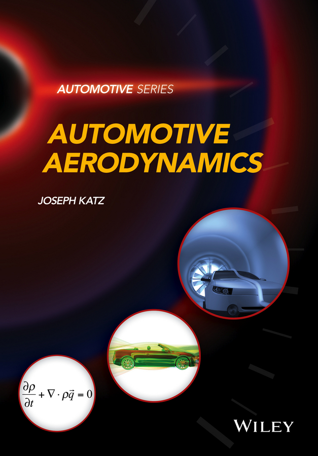 Katz, Joseph - Automotive Aerodynamics, ebook