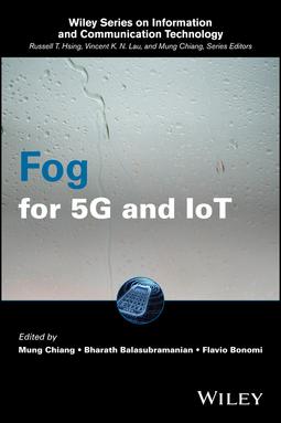 Balasubramanian, Bharath - Fog for 5G and IoT, ebook