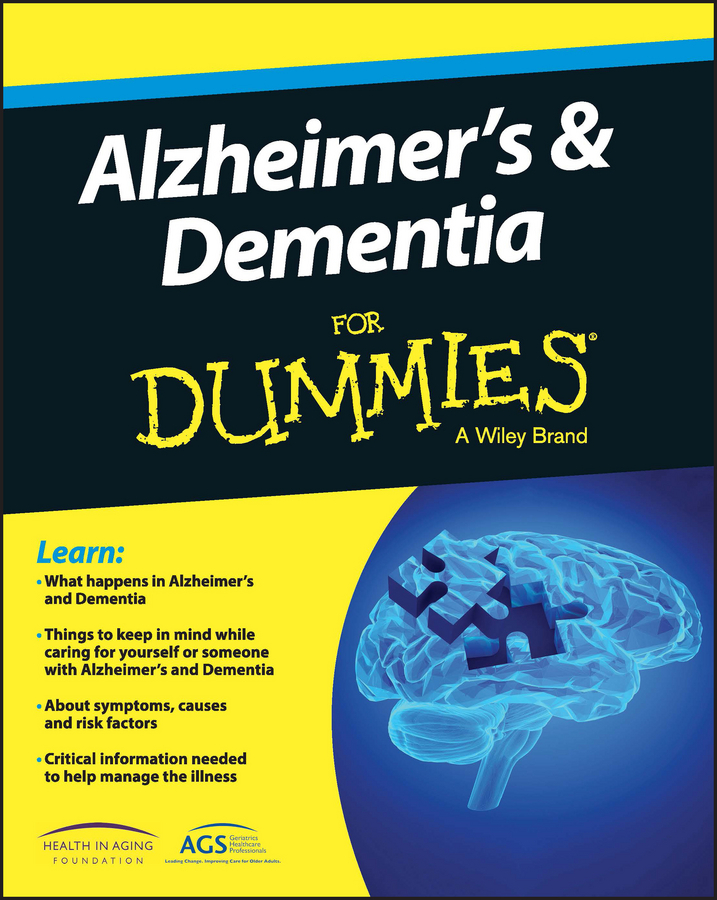 - Alzheimer's and Dementia For Dummies, ebook