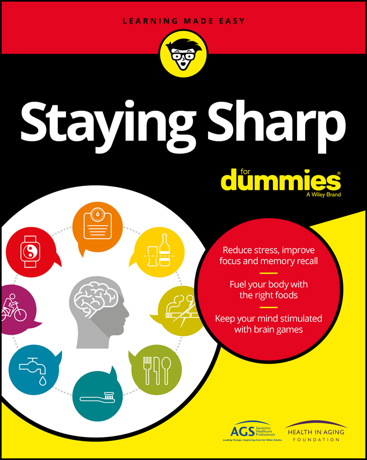 - Staying Sharp For Dummies, ebook