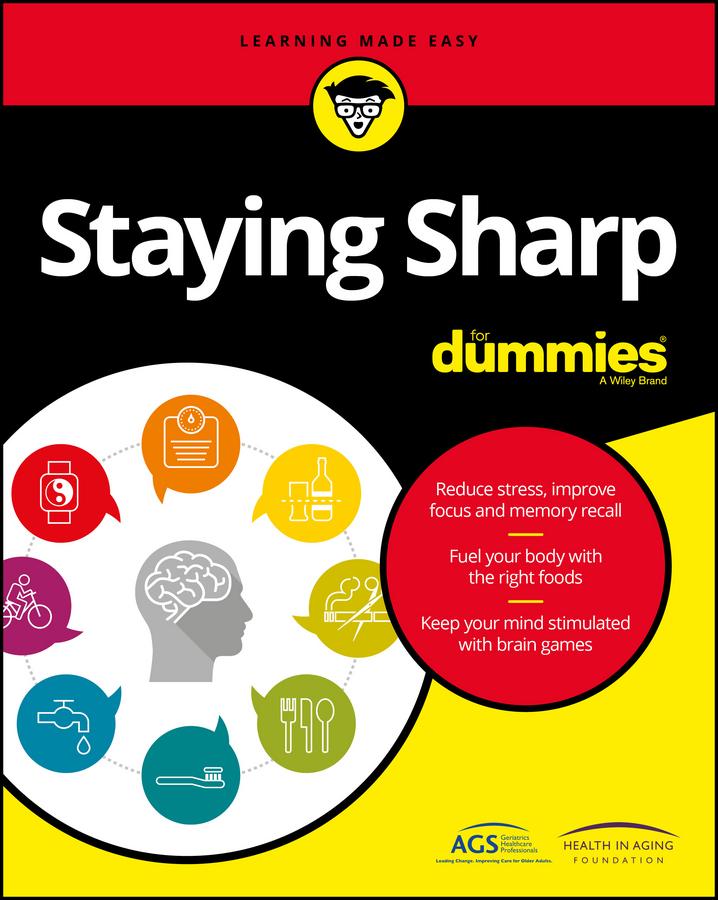 - Staying Sharp For Dummies, e-kirja