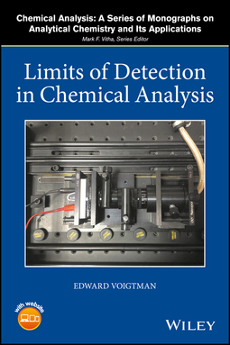 Voigtman, Edward - Limits of Detection in Chemical Analysis, ebook
