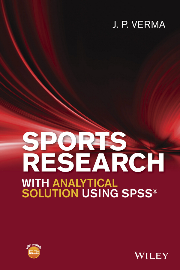 Verma, J. P. - Sports Research with Analytical Solution using SPSS, ebook