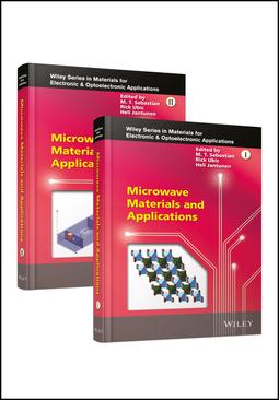 Jantunen, Heli - Microwave Materials and Applications, 2 Volume Set, ebook