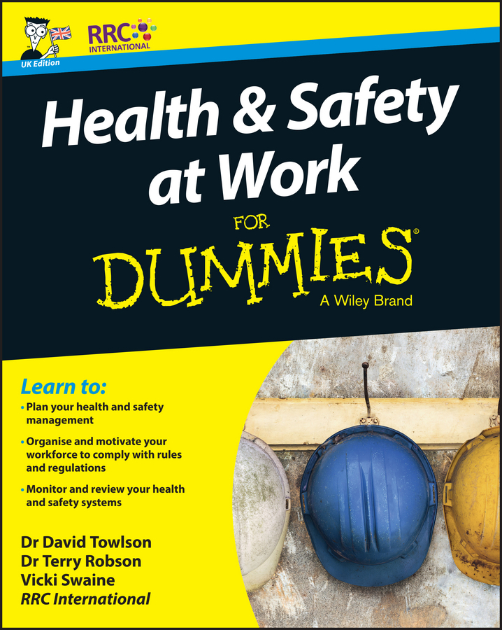 - Health and Safety at Work For Dummies, e-bok