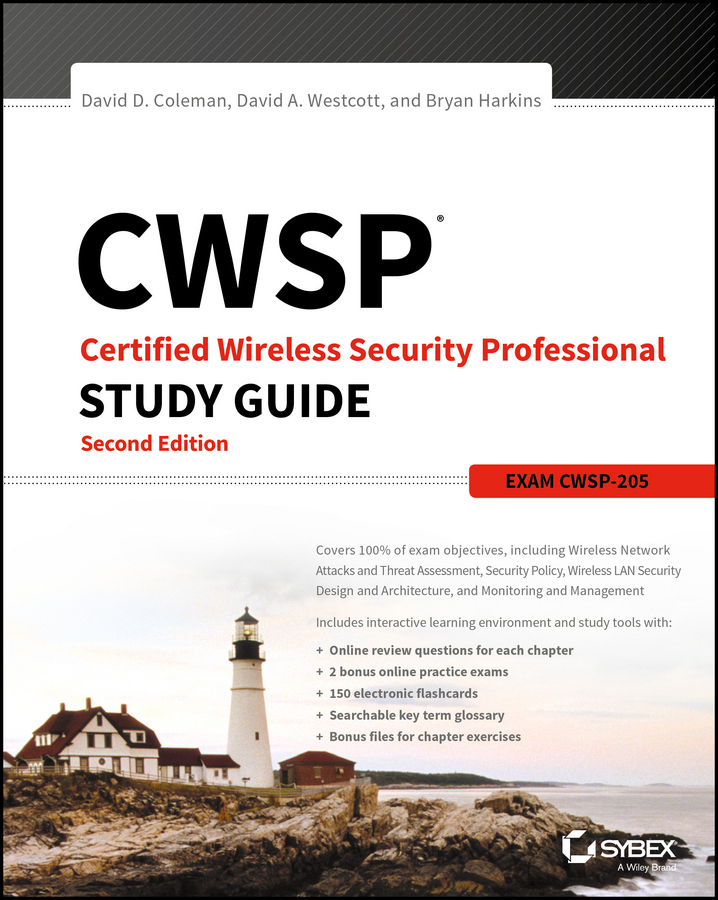 Coleman, David D. - CWSP: Certified Wireless Security Professional Study Guide CWSP-205, ebook