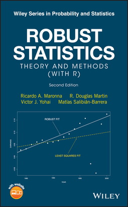 Maronna, Ricardo A. - Robust Statistics: Theory and Methods (with R), ebook