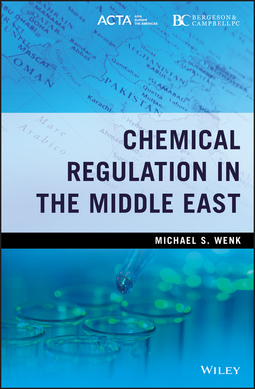 Wenk, Michael S. - Chemical Regulation in the Middle East, ebook