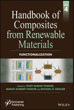 Kessler, Michael R. - Handbook of Composites from Renewable Materials, Functionalization, ebook