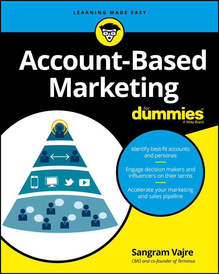 Vajre, Sangram - Account-Based Marketing For Dummies, ebook