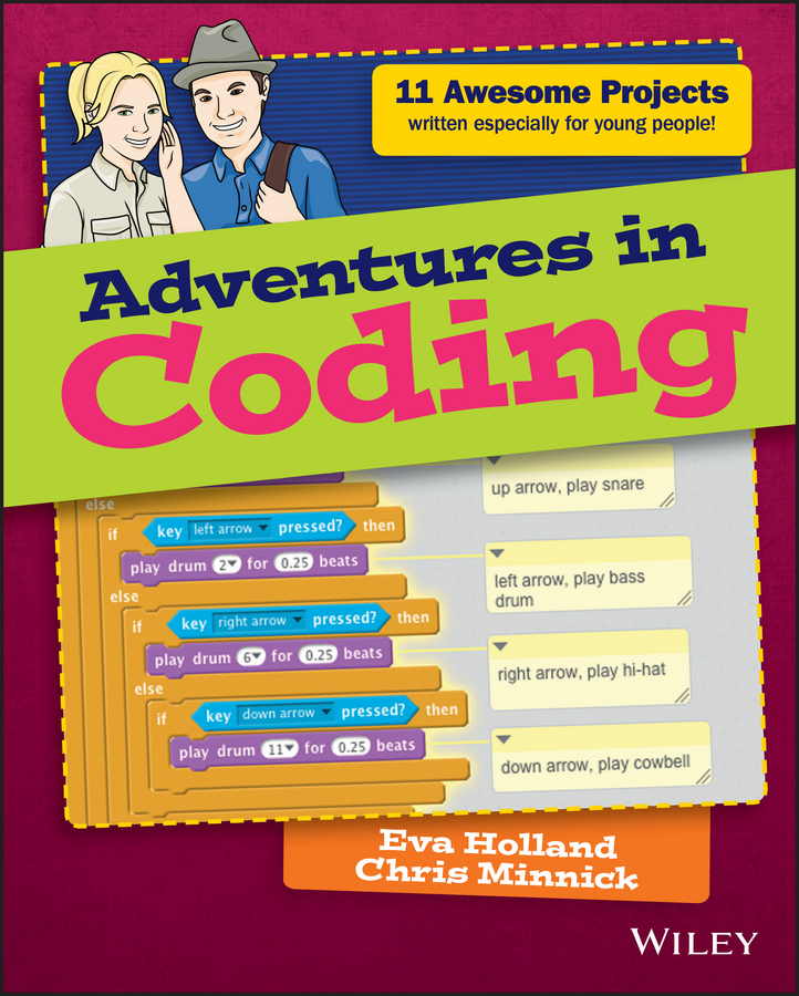 Holland, Eva - Adventures in Coding, ebook