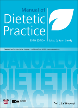 Gandy, Joan - Manual of Dietetic Practice, ebook