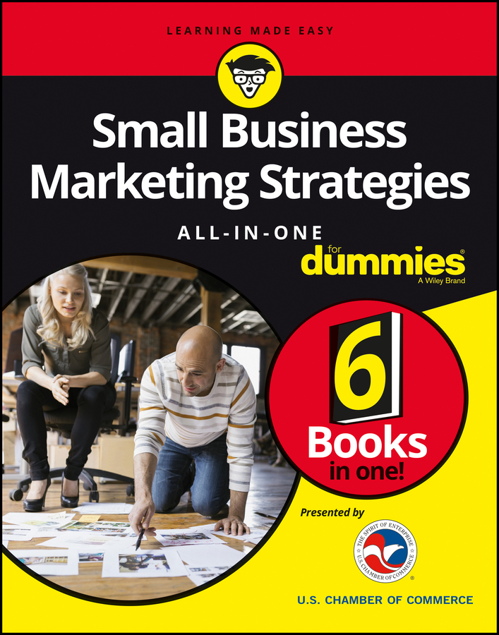 - Small Business Marketing Strategies All-In-One For Dummies, ebook