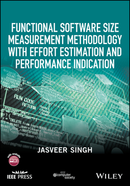 Singh, Jasveer - Functional Software Size Measurement Methodology with Effort Estimation and Performance Indication, ebook