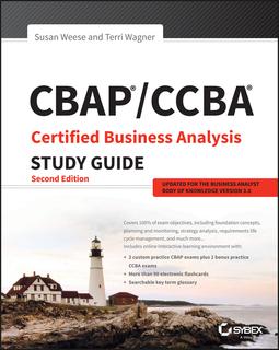 Wagner, Terri - CBAP / CCBA Certified Business Analysis Study Guide, ebook