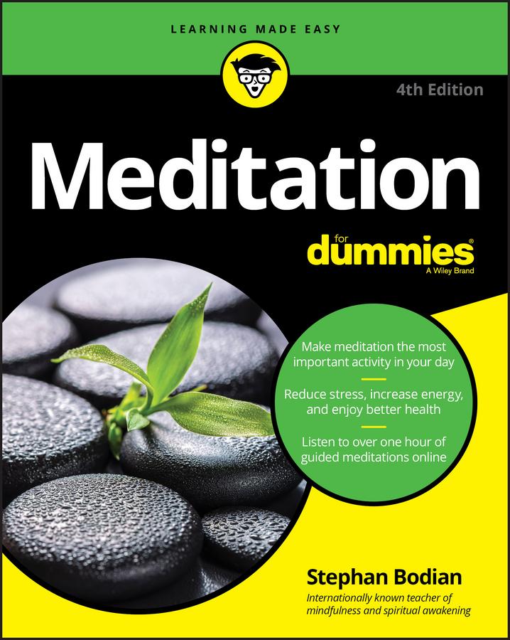 Bodian, Stephan - Meditation For Dummies, ebook