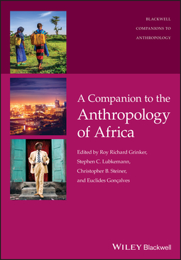 Gonçalves, Euclides - A Companion to the Anthropology of Africa, ebook