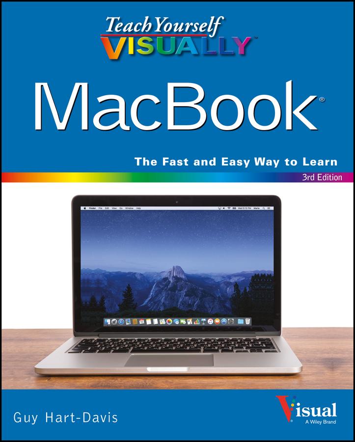 Hart-Davis, Guy - Teach Yourself VISUALLY MacBook, ebook