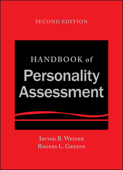 Greene, Roger L. - Handbook of Personality Assessment, ebook