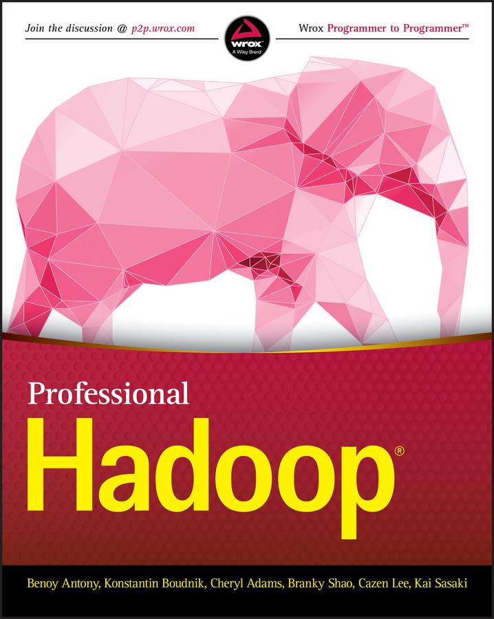 Adams, Cheryl - Professional Hadoop, ebook