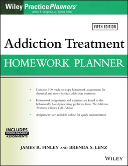 Finley, James R. - Addiction Treatment Homework Planner, ebook