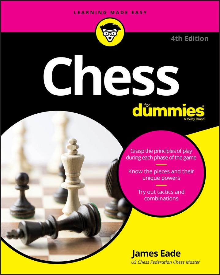 Eade, James - Chess For Dummies, ebook