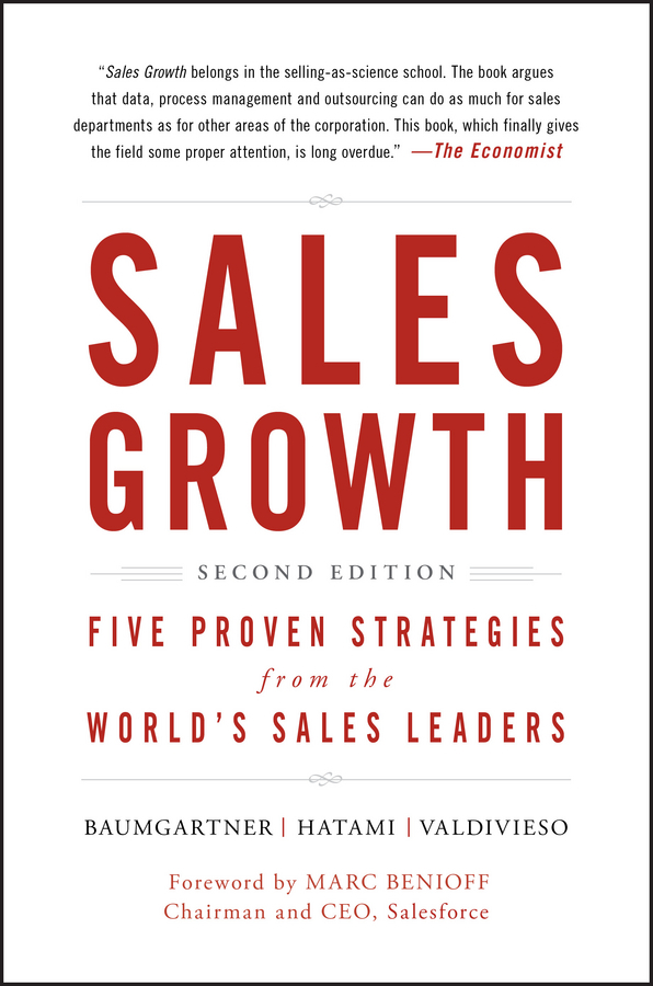 Baumgartner, Thomas - Sales Growth: 5 Proven Strategies from the World's Sales Leaders, ebook