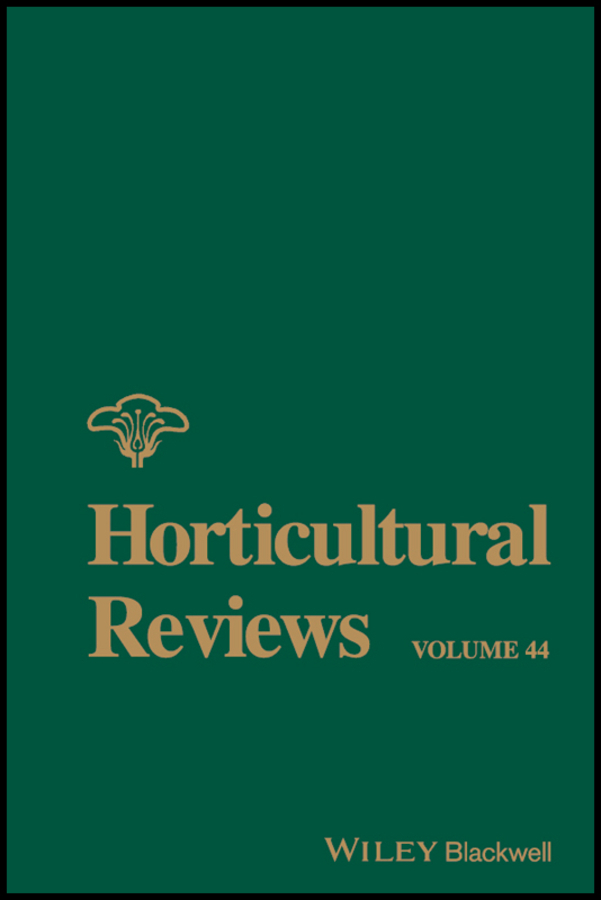 Janick, Jules - Horticultural Reviews, Volume 44, e-bok