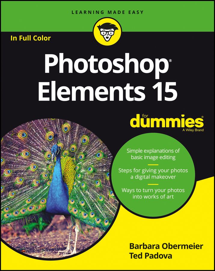 Obermeier, Barbara - Photoshop Elements 15 For Dummies, e-kirja