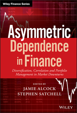Alcock, Jamie - Asymmetric Dependence in Finance: Diversification, Correlation and Portfolio Management in Market Downturns, ebook