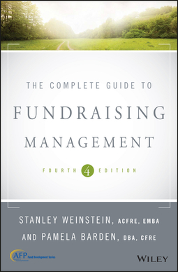 Barden, Pamela - The Complete Guide to Fundraising Management, ebook