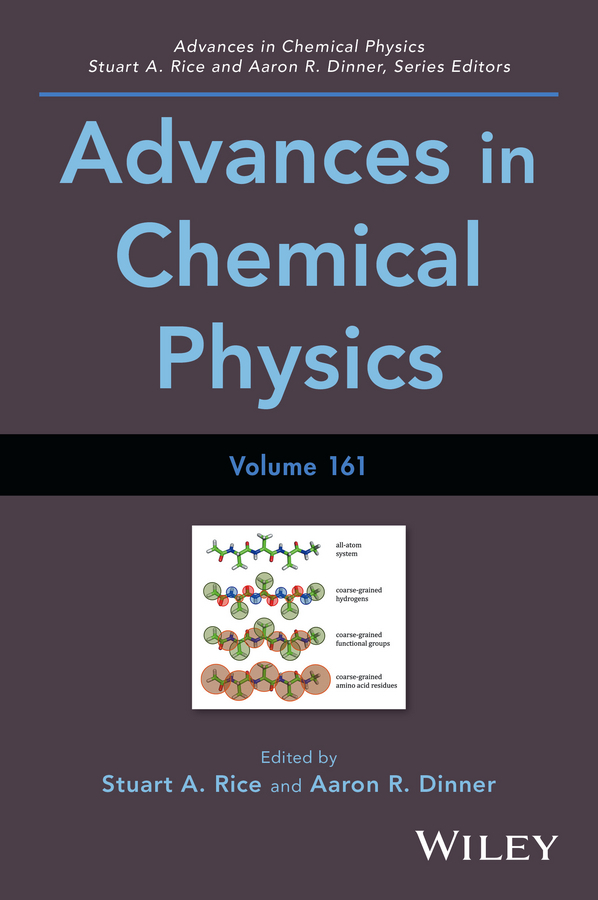 Dinner, Aaron R. - Advances in Chemical Physics, Volume 161, ebook