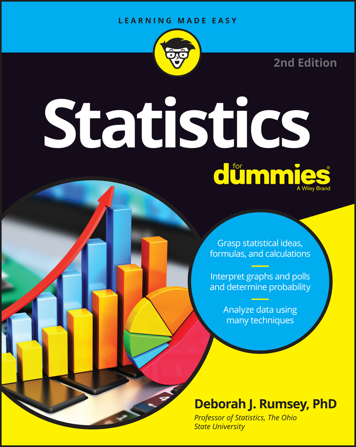 Rumsey, Deborah J. - Statistics For Dummies, ebook