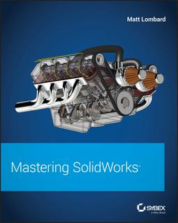 Lombard, Matt - Mastering SolidWorks, e-kirja