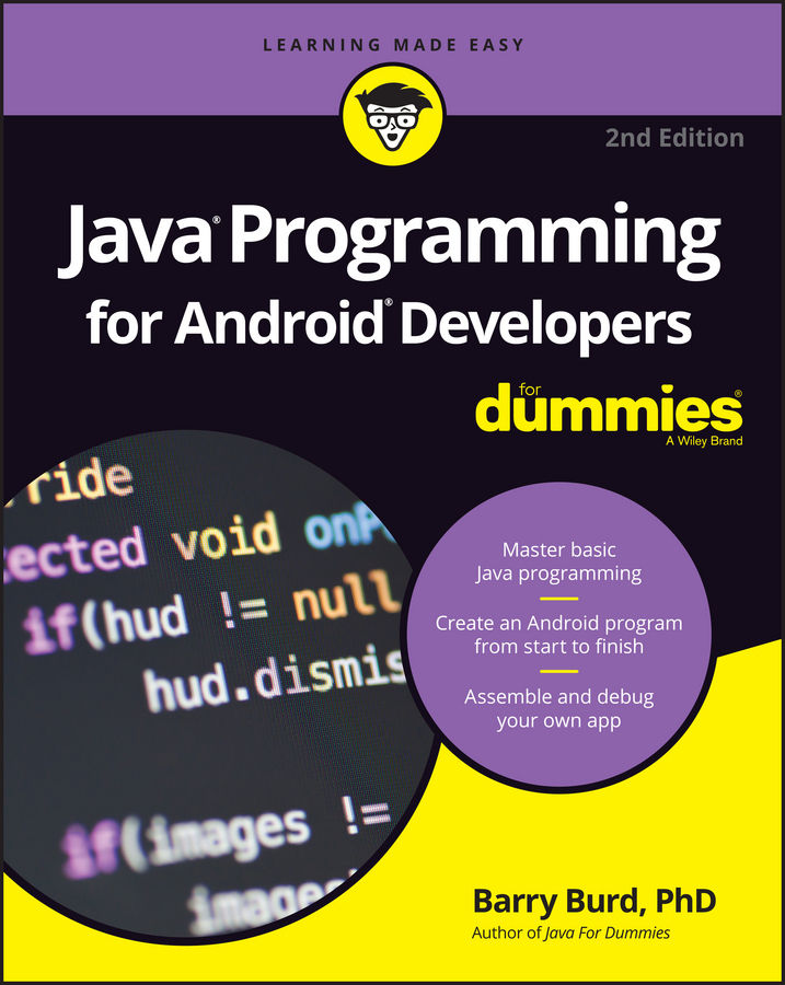 Burd, Barry A. - Java Programming for Android Developers For Dummies, ebook