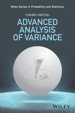 Hirotsu, Chihiro - Advanced Analysis of Variance, ebook