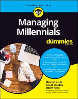 Arbit, Debra - Managing Millennials For Dummies, ebook