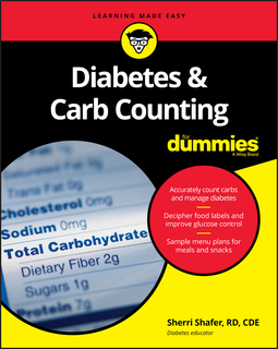 Shafer, Sherri - Diabetes and Carb Counting For Dummies, ebook