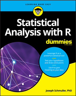 Schmuller, Joseph - Statistical Analysis with R For Dummies, e-kirja