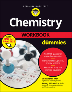 Hren, Chris - Chemistry Workbook For Dummies, ebook