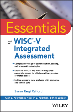 Raiford, Susan Engi - Essentials of WISC-V Integrated Assessment, ebook