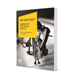 - UK GAAP 2017: Generally Accepted Accounting Practice under UK and Irish GAAP, ebook